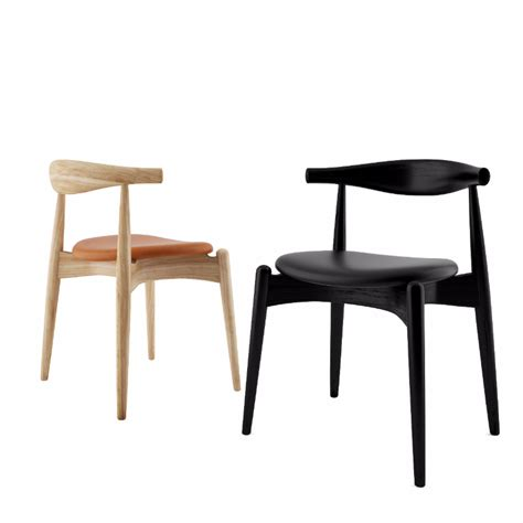 elbow couch ch 20 elbow chair by hans wegner dimensiva