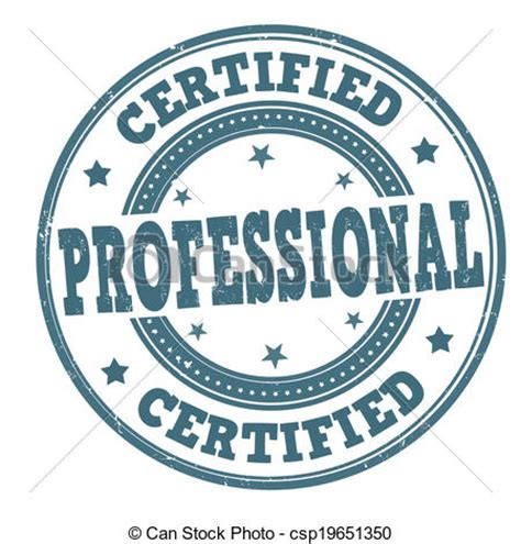 clip professional certification clipart clipground