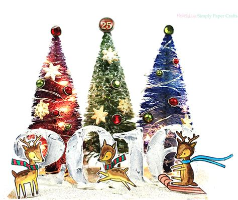 simon says o christmas tree simon monday challenge blog