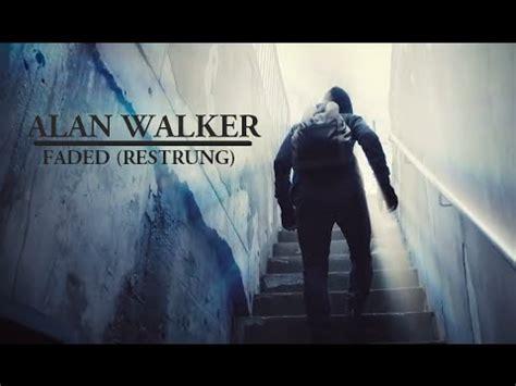 alan walker faded quem canta alan walker faded restrung lyrics video youtube