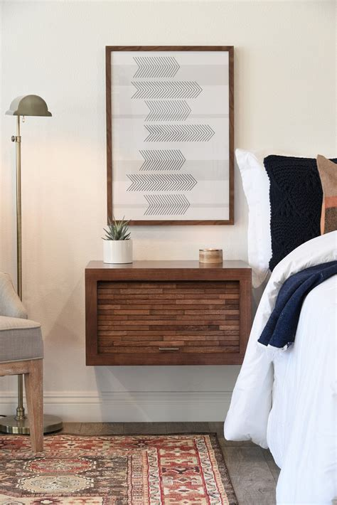 wall mounted bedside table ls wall mounted bedside tables ashlan bedside table image