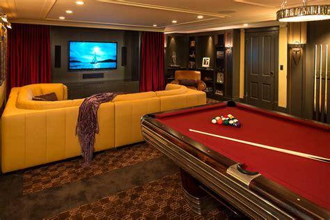 basement home theater design ideas   modern home