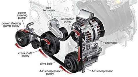 raleigh drive belts | westgate luxury auto service