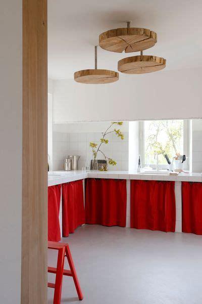 rideaux pour placard de cuisine les 25 meilleures id 233 es concernant rideaux de cuisine sur rideaux de la