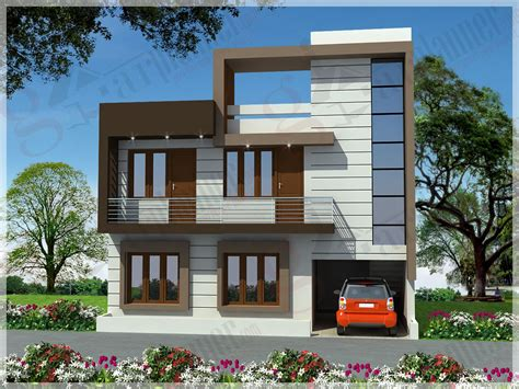 Elevations Of Residential Buildings In Indian Photo | elevations of residential buildings in indian photo
