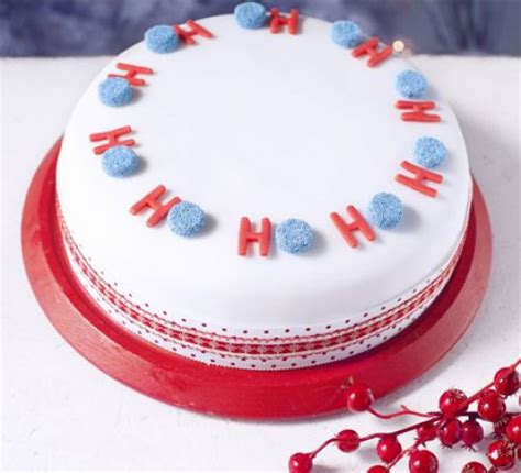 easy christmas cake decorating ideas easy cake decoration ideas happy holidays