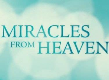 Miracles From Heaven Live Coming Up This Weekend At The Poncan Theatre