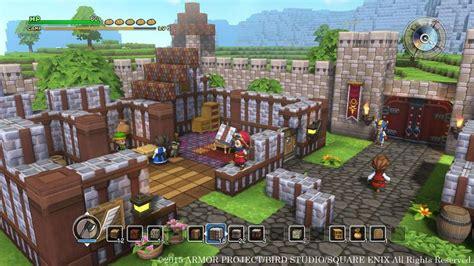 online home builder dragon quest builders screenshots pictures wallpapers