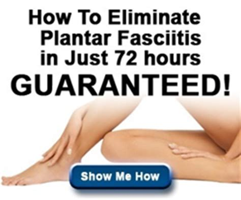 How To Cure Planters Fasciitis by Planters Fasciitis Cure Ktrdecor