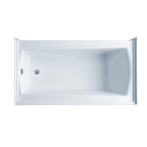 aquatic bathtub reviews aquatic cooper 30 5 ft right drain acrylic whirlpool bath