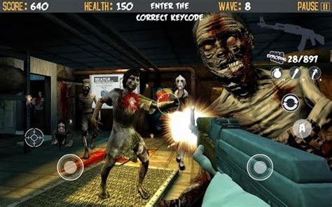 download dead corps zombie assault v1.0 android apk + data