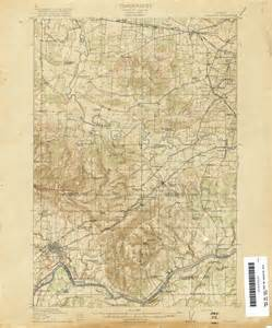 oregon historical topographic maps perry casta 241 eda map