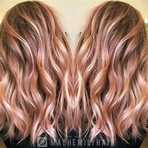 hairstyles and hair colors 10 fabulous summer hair color ideas 2018 hair color trends