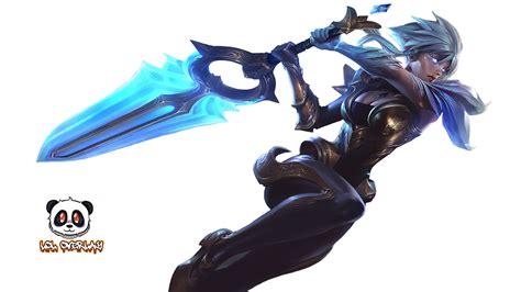 imagenes png league of legends free dawnbringer riven render by lol0verlay on deviantart
