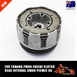 Spare Part Gear Yamaha clutch driven gear assembly replacement spare parts pw211 for pw80 bw80