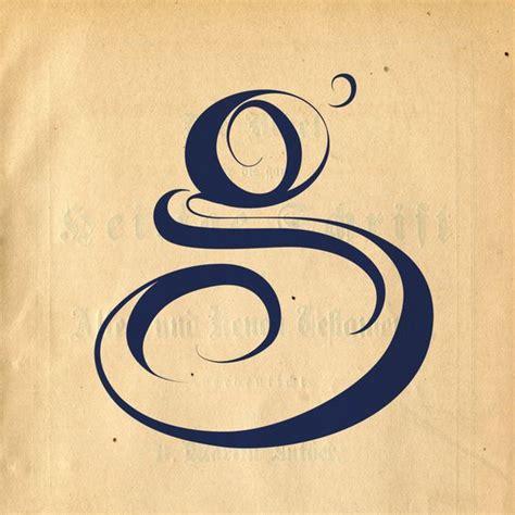 g better letter design obsessed letters