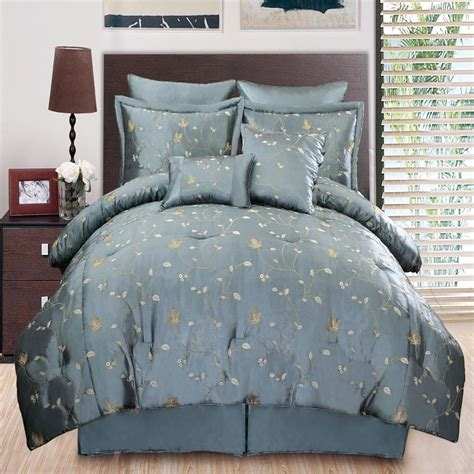 blue and gold comforter set 28 best gold and blue comforter set forte blue gold 9