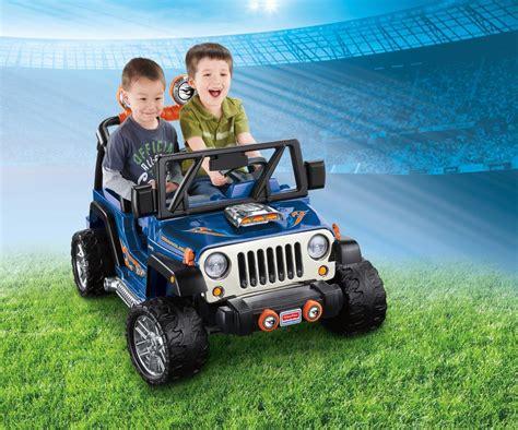 Power Wheels Wrangler Jeep Fisher Price Power Wheels Wheels Jeep