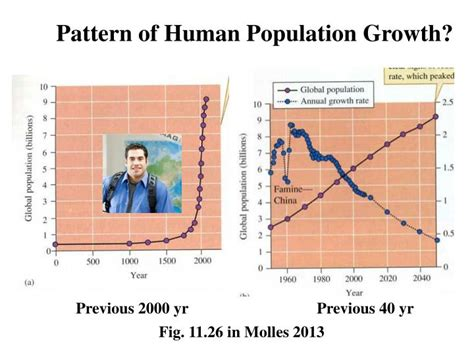 history and pattern of human population growth ppt population growth models geometric and exponential