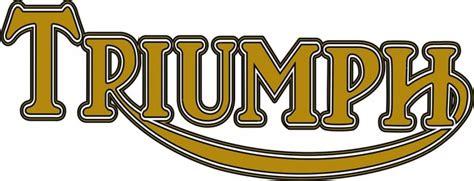 Triumph Motorrad Logo by Vintage Triumph Motorcycles Logo Www Pixshark