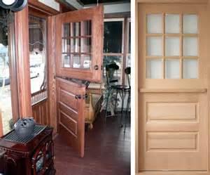 French Farmhouse Kitchen Design dutch doors yesteryear s vintage doors