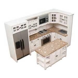 kitchen dollhouse furniture kitchen miniature doll house