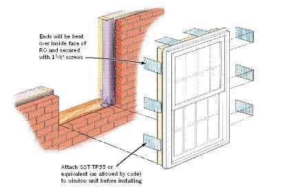 replacing windows in brick veneer homes | jlc online