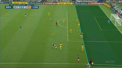portiere camerun mondiale messico camerun 1 0 gol di peralta un