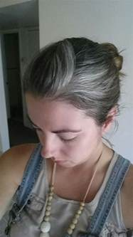 transition hairstyles when growing out 459 best growing out gray discovering silver images on