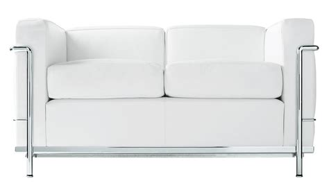 Lc Sofa by Lc 2 Sofa By Le Corbusier For Cassina