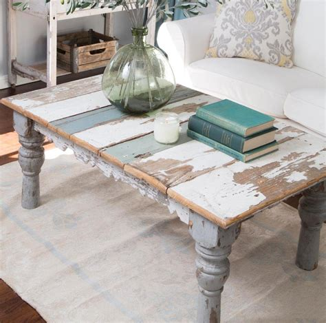 Distressed Coffee Table Design Images Photos Pictures How To Paint A Coffee Table