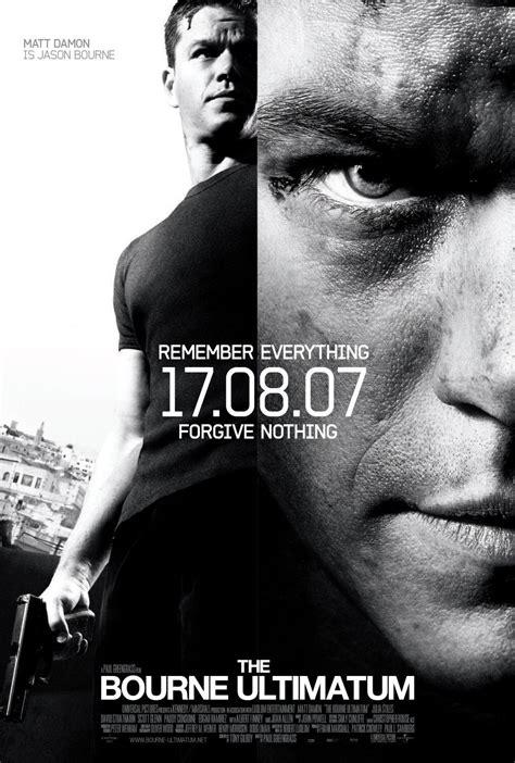 The Bourne Ultimatum the bourne ultimatum il ritorno dello sciacallo rete4