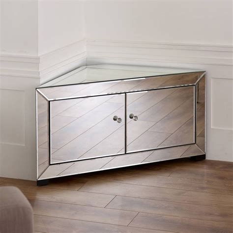 armoire tv stand 20 ideas of venetian mirrored sideboard