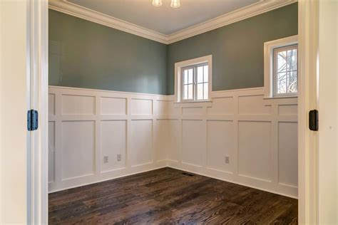 craftsman wainscoting home office furniture st louis design ideas