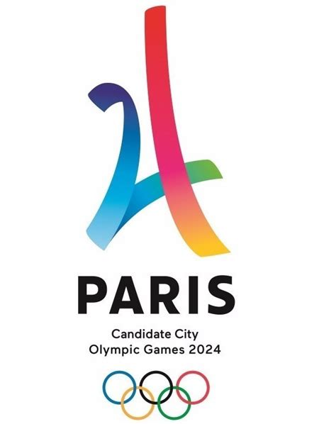Olympics L by 2024 Unveil Eiffel Tower Inspired Olympic And