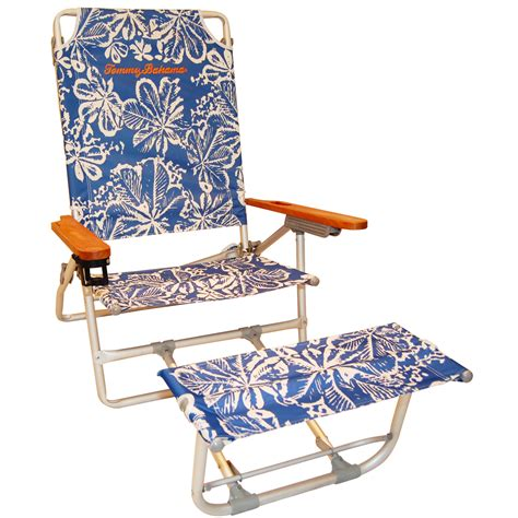 Bahama Chair With Footrest by Moved Permanently