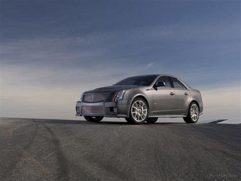 2010 cadillac cts horsepower 2010 cadillac cts v sedan specifications pictures prices