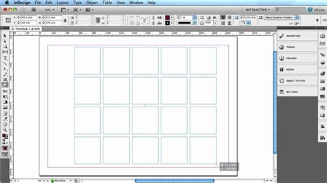 in design layout grid how to create an indesign grid with gridify the grid system