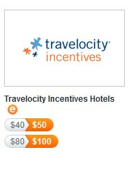 Travelocity Incentives Gift Card - 100 travelocity gift card for 50 discover card cashback inacents com