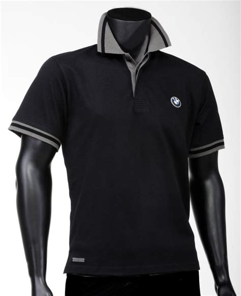Polo Shirt Bmw Black Sport Limited s 2009 bmw motorrad lifestyle collection black polo