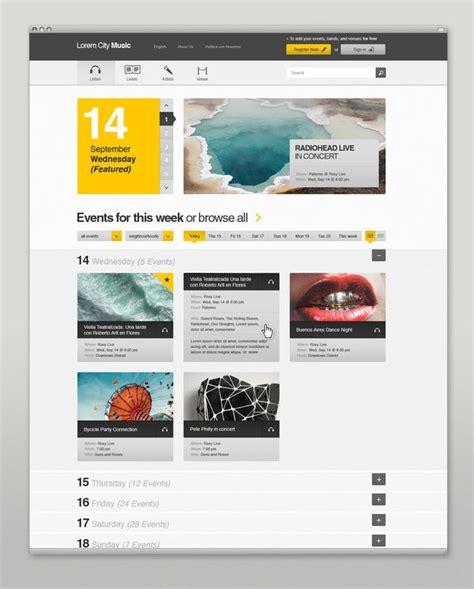 design inspiration news 73 best news website ui images on pinterest website