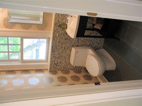 stone mosaic  bath  meridian kessler wrightworks llc