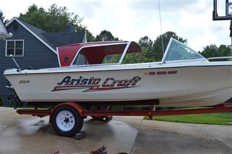 boat sales us 19 aristocraft nineteen 1978 for sale for 3 000 boats from