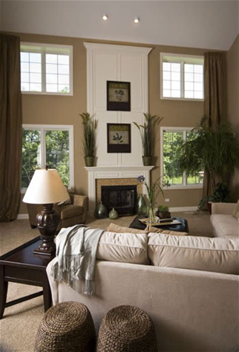 model home interior paint colors model home design eclectic family room chicago by