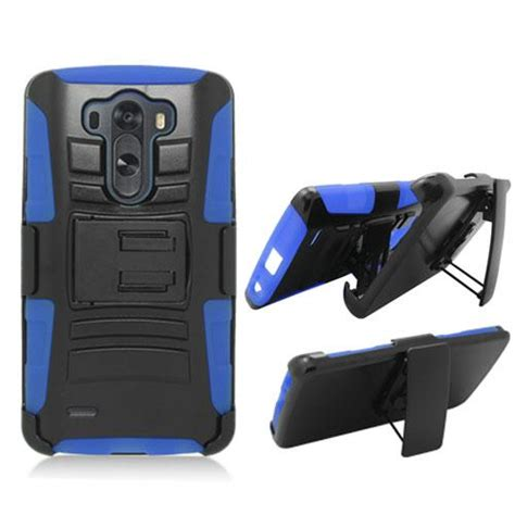 Kickstand Lg G3 G 3 Casing Hardcase Back Cover Impact Tough Armor phone for lg g3 vigor g3 mini rugged cover
