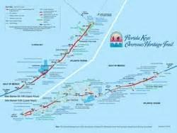 florida overseas heritage trail map florida overseas heritage trail