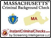 Background Check Ma Massachusetts Criminal Background Checks Employment