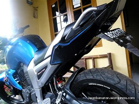 Lu Led Yamaha Byson iwanbanaran all about motorcycles 187 penakan led light yamaha byson