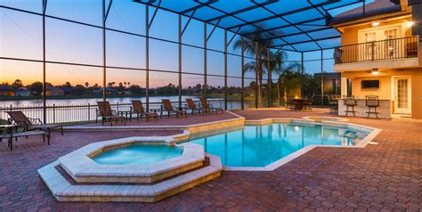 vacation homes in orlando