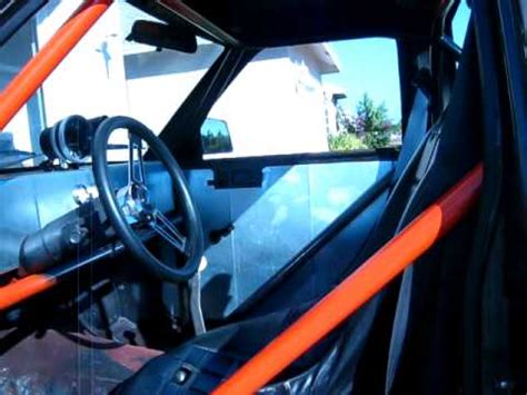 v8 s10 10 point roll cage.avi youtube